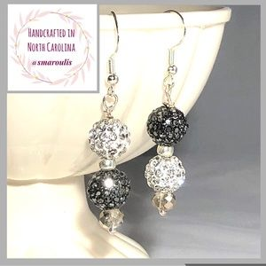 Sterling Sterling Earrings DAZZLE Elegance